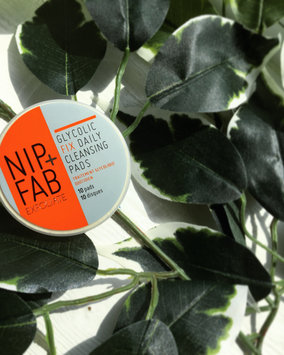 Photo of Nip + Fab Glycolic Fix Exfoliating Facial Pads - 60 Count uploaded by Brooke C.