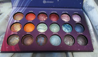 BH Cosmetics Galaxy Chic Baked Eyeshadow Palette uploaded by Cari C.