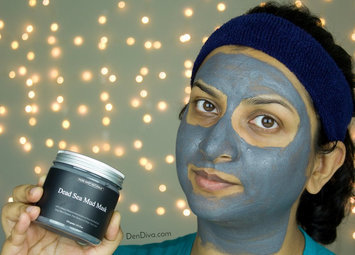 Pure Body Naturals Dead Sea Mud Mask uploaded by Madhu D.