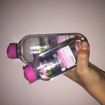 Garnier Micellar Cleansing Water for Combination & Sensitive Skin uploaded by Abbey S.