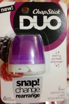 ChapStick® DUO Berry Shimmer uploaded by Betzabeth S.
