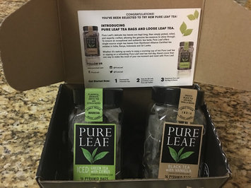 Pure Leaf Iced Green Tea with Citrus uploaded by Alicia R.