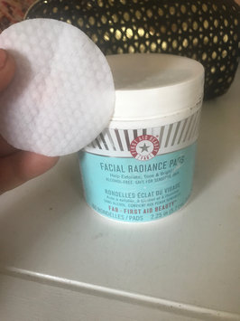 Photo of First Aid Beauty Facial Radiance Pads uploaded by Stephanie A.