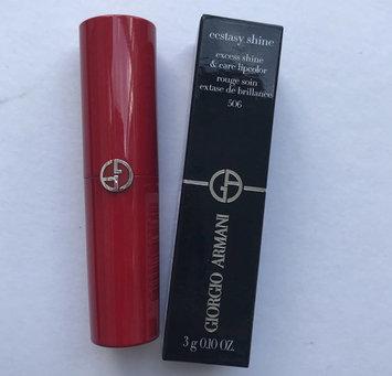 Photo of Giorgio Armani Beauty Ecstasy Shine Lipstick uploaded by Whitley C.