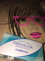 Freshlook Dimensions Contact Lenses 1 Box uploaded by Amanda W.