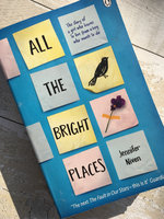 All the Bright Places (Paperback), Niven, Jennifer uploaded by Brooke C.