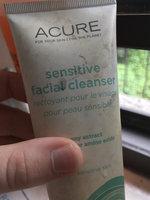 Acure Sensitive Facial Cleanser Argan Oil + Probiotic, Fragrance Free, 4 fl oz uploaded by Meara O.