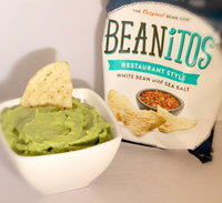 Beanitos Restaurant Style White Bean Chips with Sea Salt uploaded by Jamie S.