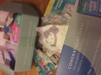 Pampers® Easy Ups™ uploaded by Alana M.