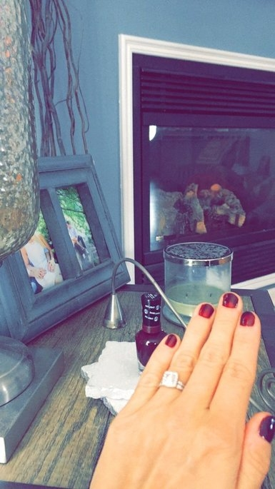 Sally Hansen® Miracle Gel™ Nail Polish uploaded by Kristi W.
