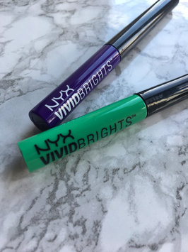 NYX Vivid Brights Liner uploaded by Brooke C.