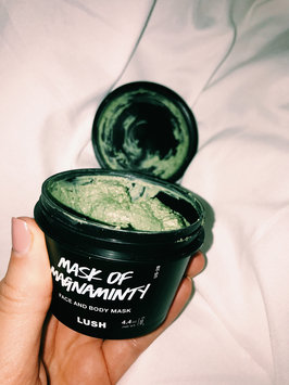Photo of LUSH Mask of Magnaminty uploaded by Emalee C.
