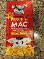 Horizon Super Mac Macaroni & Mild Cheddar Cheese uploaded by jill s.