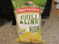 Garden of Eatin' Tortilla Chips, Chili & Lime, 9 Ounce (Pack of 12) uploaded by jill s.