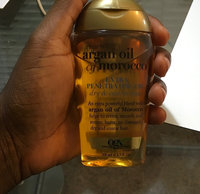 OGX Extra Penetrating Oil for Dry & Coarse Hair Renewing Argan Oil of Morocco uploaded by Girl T.