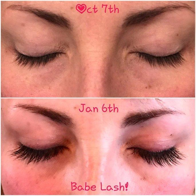 Babe Lash Eyelash Serum uploaded by Ashley B.