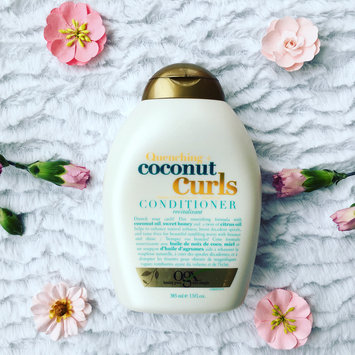 OGX® Conditioner, Twisted Coconut uploaded by Delphine R.