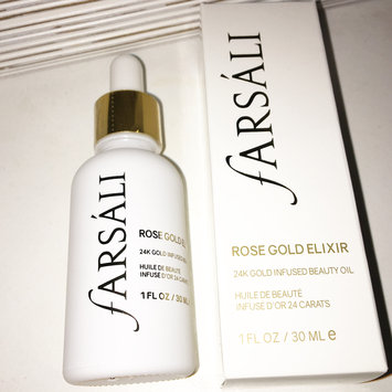 Farsali Rose Gold Elixir uploaded by Hera K.