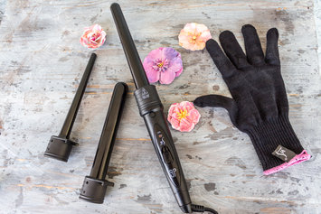 Photo of HerStyler 3P Tourmaline Curling Iron uploaded by Matea G.
