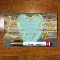 Sanford Brands Sanford Sharpie Paint Marker, Oil Base, Medium Point, Gold uploaded by Kristina W.