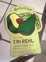 Tony Moly - I'm Real Avocado Mask Sheet (Nutrition) uploaded by 💀 V.