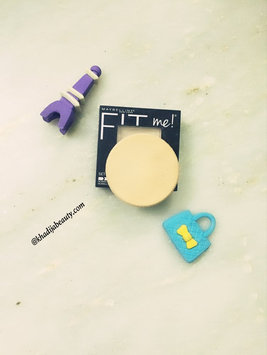 Maybelline Fit Me! Pressed Powder uploaded by khadija b.