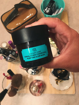 The Body Shop Charcoal Face Mask uploaded by Rachel N.