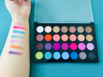 Photo of Modern Mattes - 28 Color Eyeshadow Palette uploaded by Alexandra D.