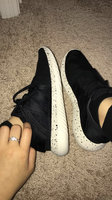 Women's Adidas Tubular Viral Sneaker, Size 7.5 M - Black uploaded by Anam S.