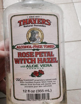 Photo of Thayers Original Witch Hazel Astringent with Aloe Vera uploaded by Gadriela T.