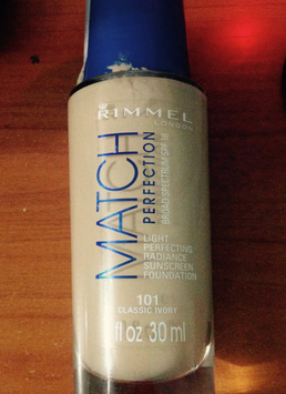 Photo of Rimmel London Match Perfection Foundation uploaded by Gadriela T.