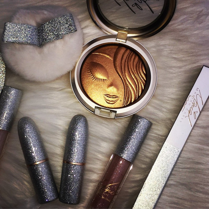 Photo of MAC Cosmetics x Mariah Carey Extra Dimension Skinfinish uploaded by jesse lynn b.