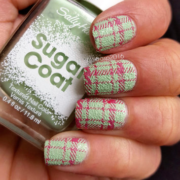 Photo of Sally Hansen Sugar Shimmer Textured Nail Color uploaded by Aparna A.