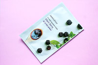 Innisfree It's Real Squeeze Mask - Black Berry 10pcs uploaded by Idoia A.