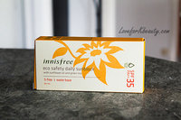 Innisfree Eco Safety Daily Sunblock, 1.28 Ounce uploaded by Therese S.