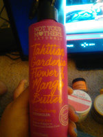 Not Your Mother's Naturals Tahitian Gardenia Flower & Mango Butter Curl Defining Detangler - 8 oz uploaded by amber m.