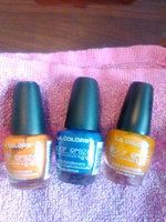 Beauty 21 Cosmetics CNP612 0.44 fl oz LA Colors Craze Nail Polish Purple Vivid uploaded by Donna P H.