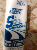 LUSTER 8OZ S-CURL ACTIVATOR uploaded by Donna P H.