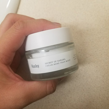 Photo of Huxley - Cream More Than Moist 50ml 50ml uploaded by Angela D.