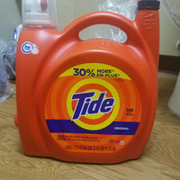 Tide Original Scent HE Turbo Clean Liquid Laundry Detergent uploaded by Angela D.