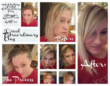 L'Oréal Extraordinary Clay Pre-Shampoo Treatment  Mask uploaded by Jessica W.