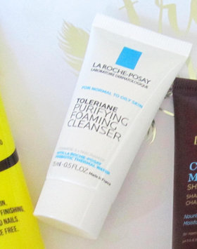 Photo of La Roche-Posay Toleriane Purifying Foaming Cream Facial Cleanser for Sensitive Skin with Glycerin uploaded by Jessica E.