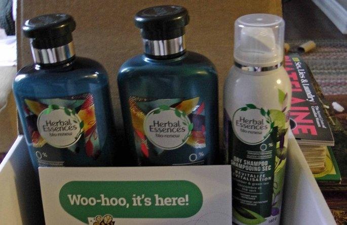 Herbal Essences Bio:Renew Repair Argan Oil of Morocco Conditioner uploaded by Jazz C.