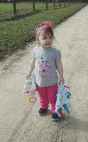 Baby Jack & Company Baby Jack and Company Sensory Tag Blanket Lovey uploaded by Carmen W.