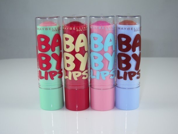 Maybelline Baby Lips Glow Balm uploaded by Martina G.