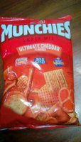 Munchies Ultimate Cheddar Snack Mix uploaded by Lanae B.