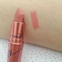 MAC Lipstick - Nicki Minaj - Nicki's Nude (soft corally peach) uploaded by Sacha P.