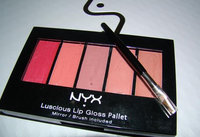 NYX Lip Gloss Palette uploaded by Maria M.