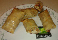 Nasoya All Natural Egg Roll Wraps uploaded by Hallie P.