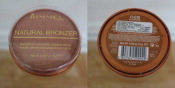 Photo of Rimmel London Natural Bronzer uploaded by sanaech685947 C.